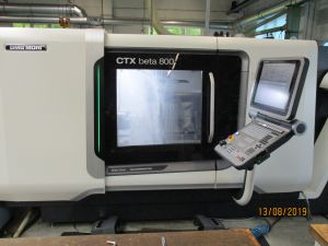 DMG Mori Beta 800