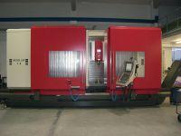 CNC Fräsmaschine 5 Achsen gesteuert Schwenkkopf iT