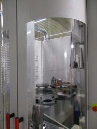 CNC Fräsmaschine mit Palettenwechsler 5 Achsen ges
