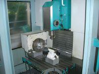 CNC Fräsmaschine 4 Achsen gesteuert Dialog 12 Steu