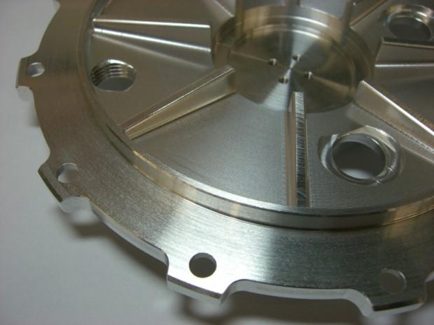 flansch-aus-aluminiumlegierung