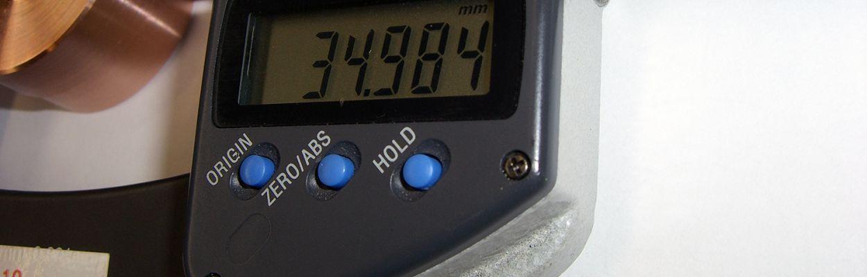 Norm EN9100:2009, Prototypen, Kleinserien, Wenzel LH 108